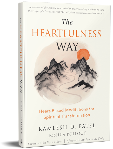 the heartfulness way book cover